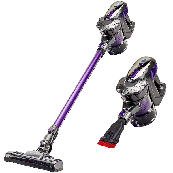 VYTRONIX Powerful 22.2v Lithium 3in1 Cordless Upright Handheld Stick Vacuum Cleaner